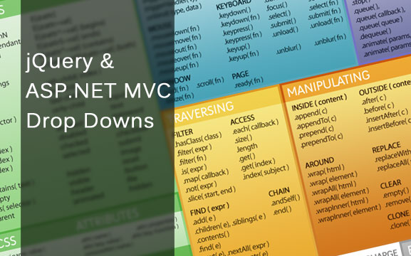 Updating Drop Downs w/ ASP.NET MVC and jQuery